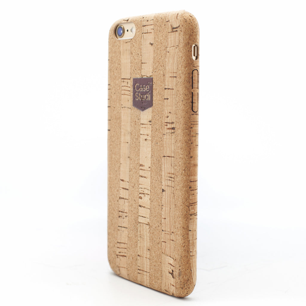 iPHONE 6 / 6S ULTRA SLIM CASE: CORKWOOD BAMBOO