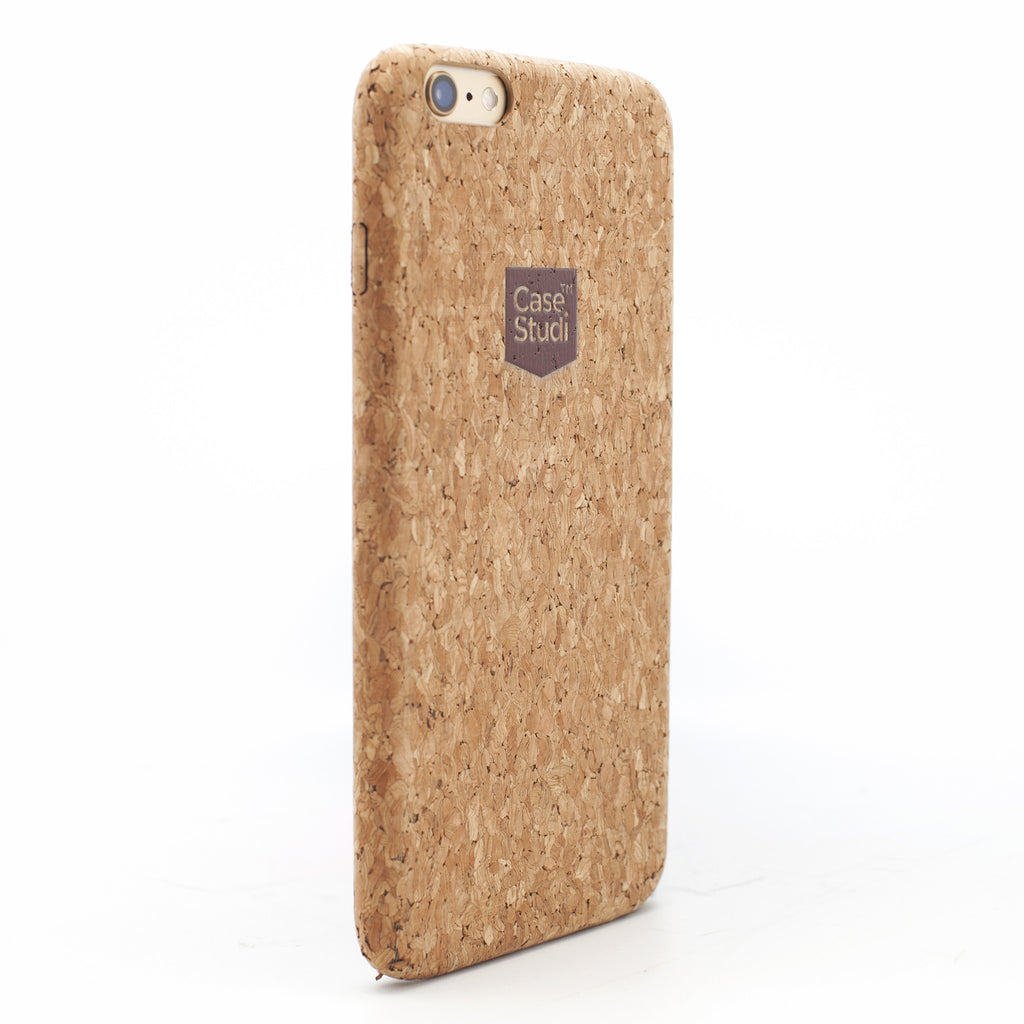 iPHONE 6S PLUS ULTRA SLIM CASE: CORKWOOD FINE