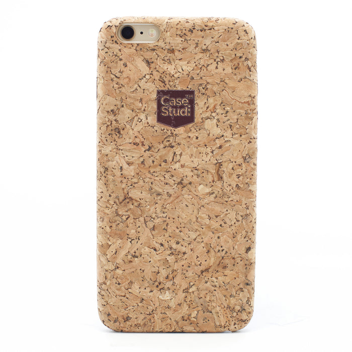 iPHONE 6S PLUS ULTRA SLIM CASE: CORKWOOD GRAIN
