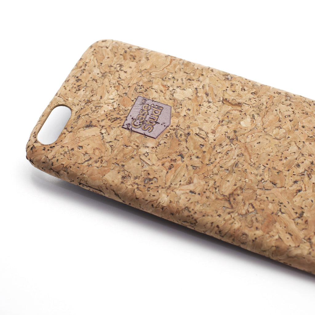 iPHONE 6 / 6S ULTRA SLIM CASE: CORKWOOD GRAIN