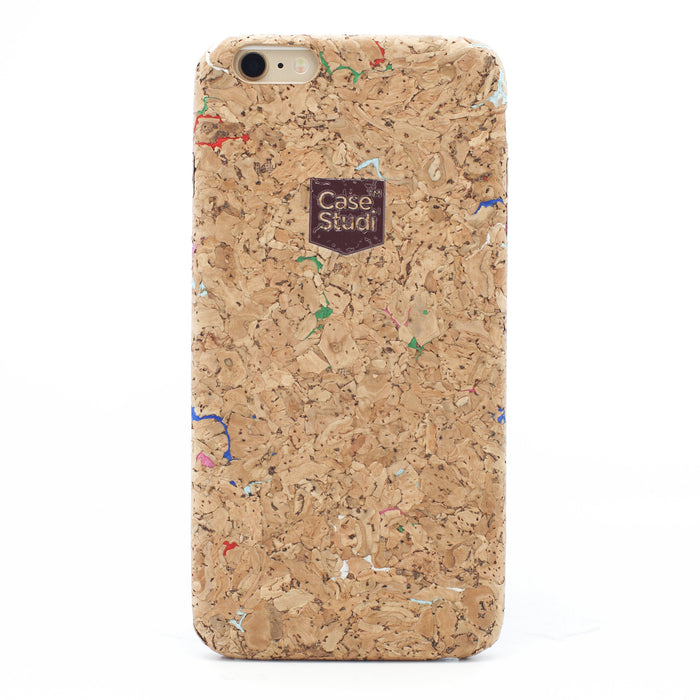 iPHONE 6 / 6S ULTRA SLIM CASE: CORKWOOD MIX