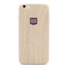 iPHONE 6S PLUS ULTRA SLIM CASE: WOOD BEIGE