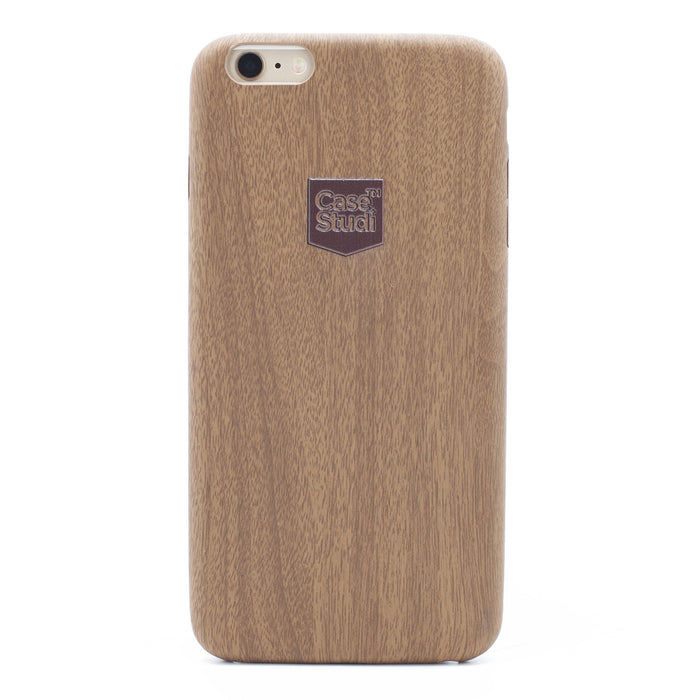 iPHONE 6 / 6S ULTRA SLIM CASE: WOOD BROWN