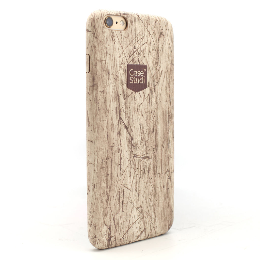 iPHONE 6S PLUS ULTRA SLIM CASE: WOOD BETULA