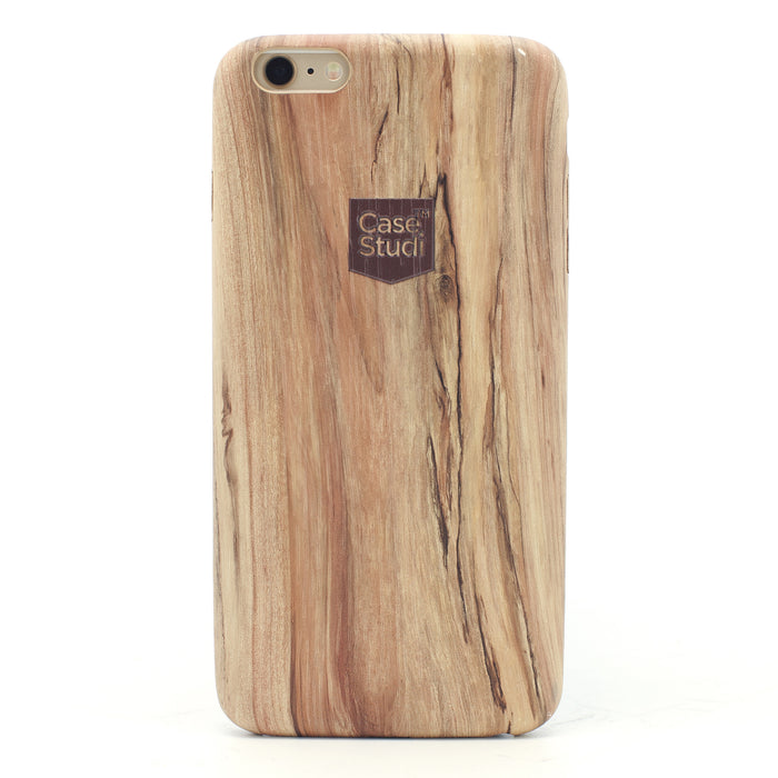 iPHONE 6S PLUS ULTRA SLIM CASE: WOOD OAK