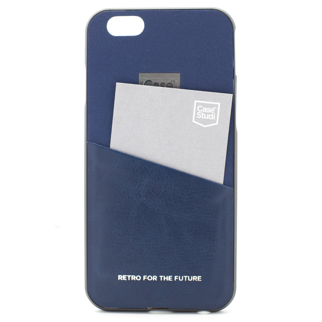 iPHONE 6/6S CONVERTIBLE BUMPER CASE: PRO BLUE