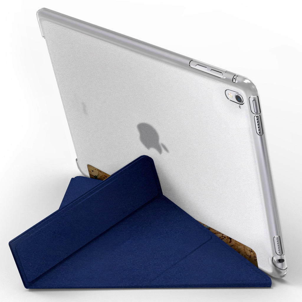 iPAD PRO (9.7 INCH) FOLDING CASE: CORKWOOD MIX