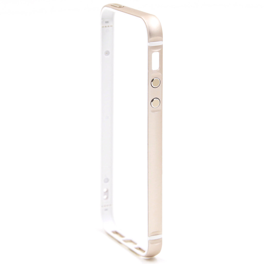 iPHONE SE ALUMINIUM BUMPER CASE