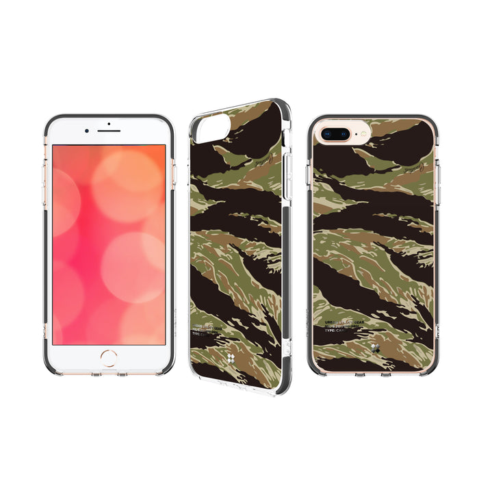 iPHONE 8 PLUS PRISMART IMPACT CASE: TIGER CAMO