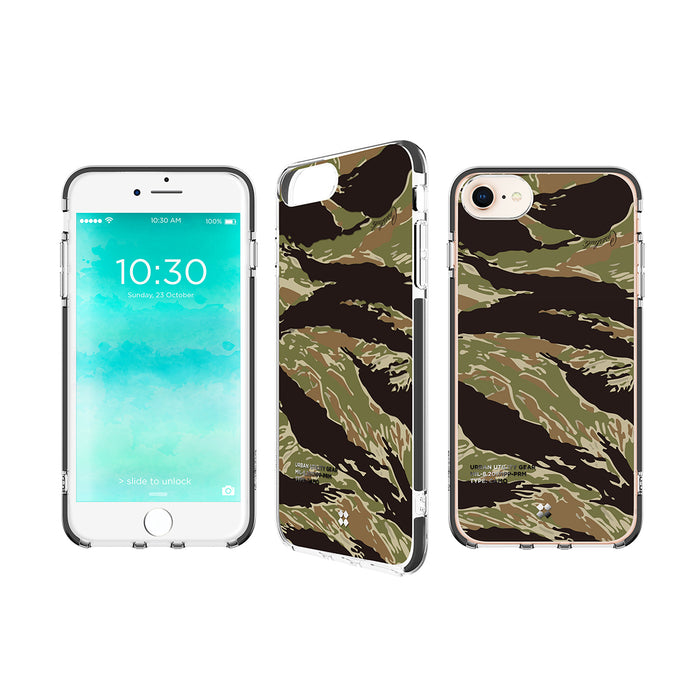 iPHONE 8 PRISMART IMPACT CASE: TIGER CAMO