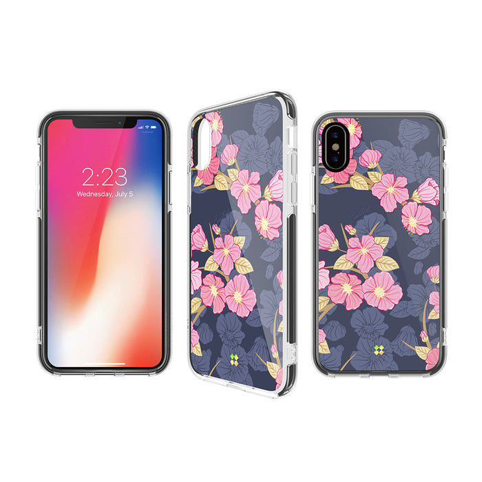 iPHONE X PRISMART IMPACT CASE: APRIL SKIES