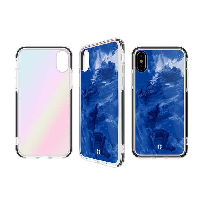 iPHONE X PRISMART IMPACT CASE: KIND OF BLUE