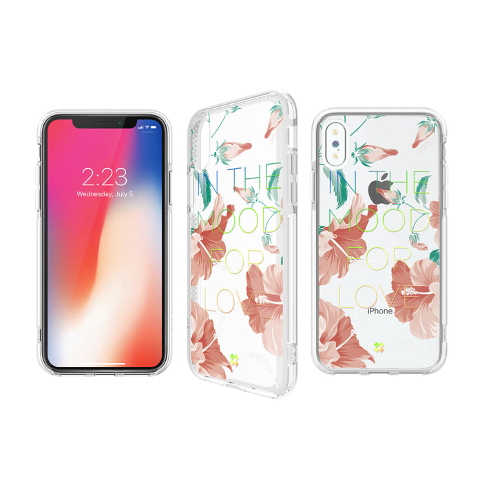 iPHONE X PRISMART IMPACT CASE: MOOD FOR LOVE