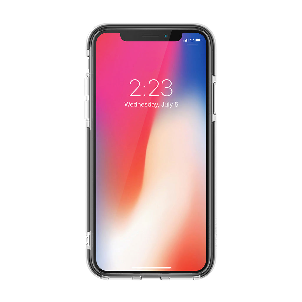 iPHONE X PRISMART IMPACT CASE: SQ BLACK