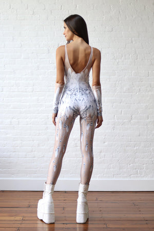 SNOW BIRD bodysuit