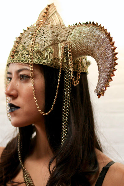 ARIES headpiece