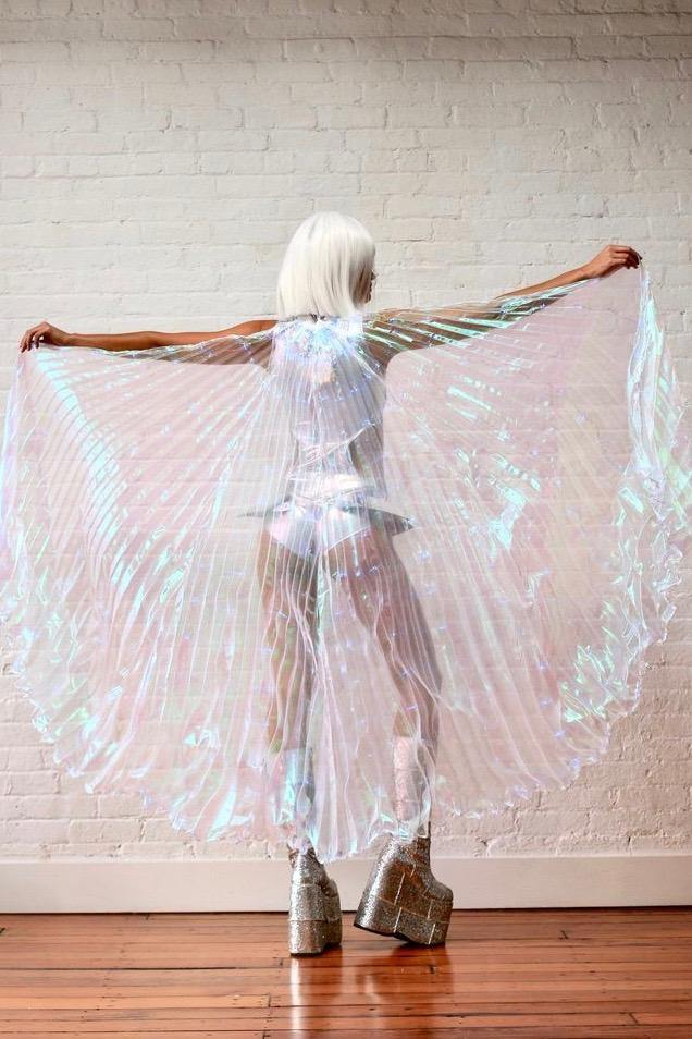 HARMONIA wings-costumes-Harmonia-burning man-burning man costumes-festival outfits-halloween costumes-Harmonia