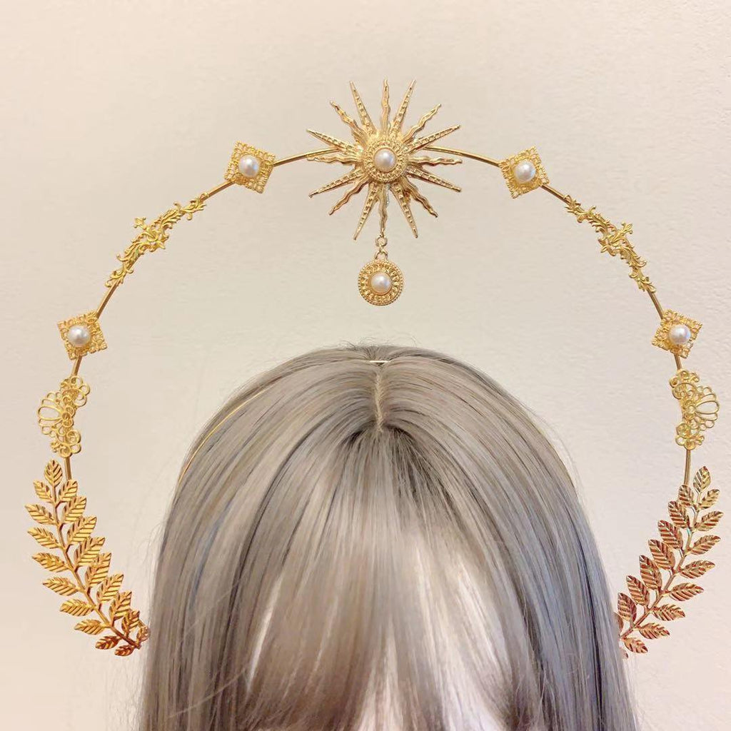 SPACE AND OBLIVION crown