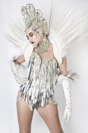 GALACTIC HALO corset-costumes-Harmonia-burning man-burning man costumes-festival outfits-halloween costumes-Harmonia
