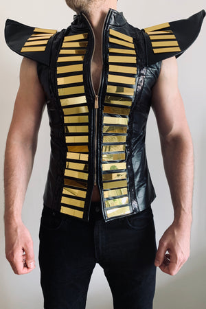 Solar Empire mirrored vest