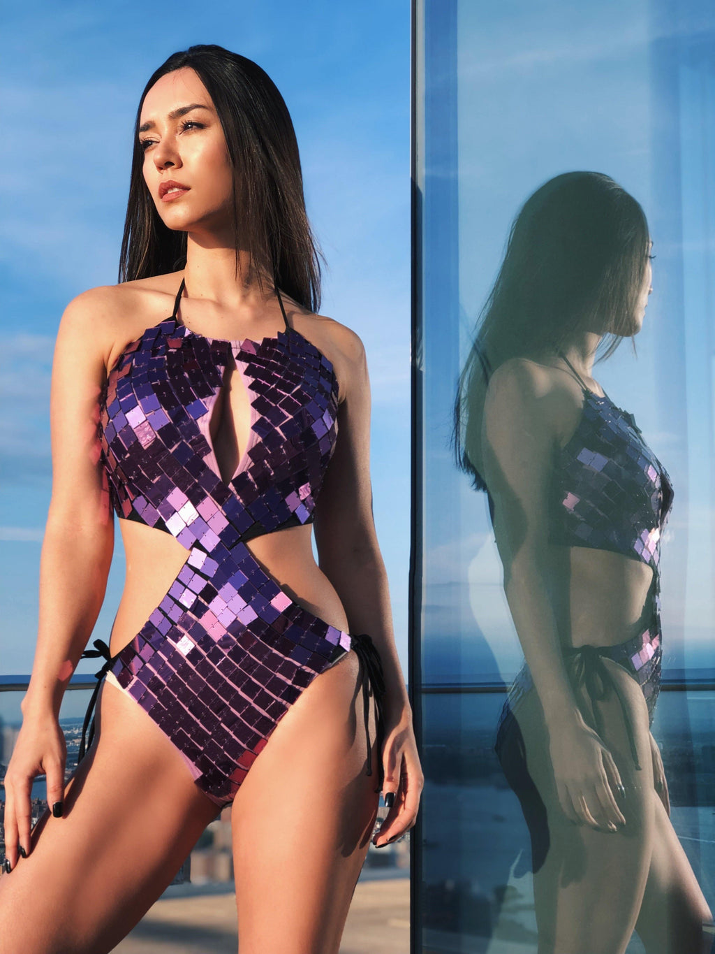 Eternity is the future bodysuit