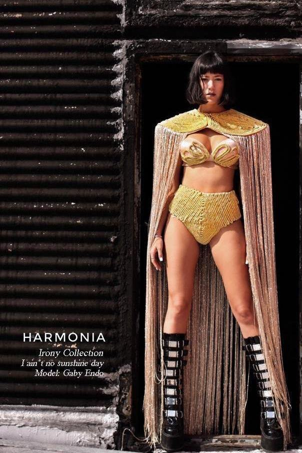 IRONY collection- I ain't no sunshine day 3 pieces set-Harmonia-burning man-burning man costumes-festival outfits-halloween costumes-Harmonia