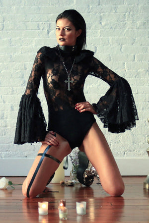 REVENGE DOWAGER bodysuit-costumes-Harmonia-burning man-burning man costumes-festival outfits-halloween costumes-Harmonia