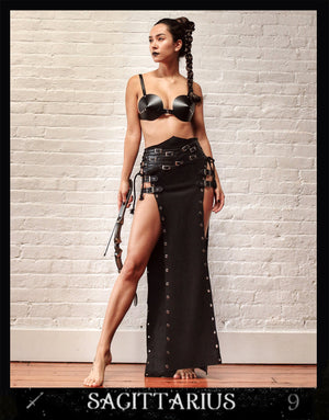 SAGITTARIUS skirt-bodysuit-Harmonia-burning man-burning man costumes-festival outfits-halloween costumes-Harmonia