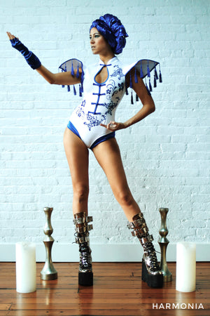 SPACE ORIENTALIS bodysuit-costumes-Harmonia-burning man-burning man costumes-festival outfits-halloween costumes-Harmonia