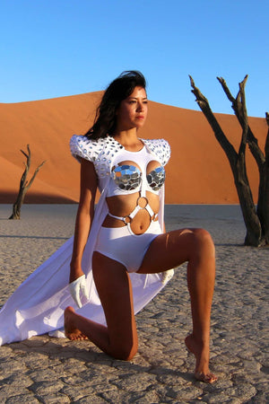ZAHRA cape-Harmonia-burning man-burning man costumes-festival outfits-halloween costumes-Harmonia