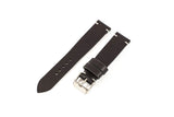 Vintage Style Watch Strap - Tochigi: Black