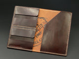 DCA - Shell Cordovan Passport Wallet