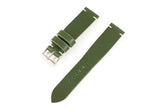 Vintage Style Watch Strap - Tochigi: Green