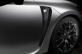 TOM'S Racing- Carbon Sheet (Front Fender) for 2016+ Lexus GSF