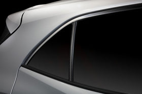 TOM'S Racing- Carbon Sheet (C-Pillar) for 2019+ Toyota Corolla Hatchback