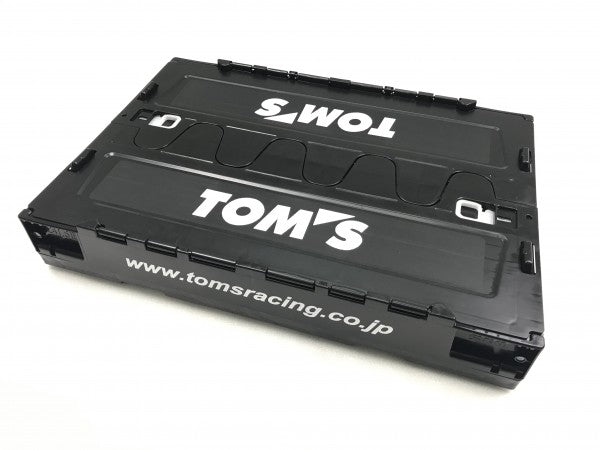 TOM'S Racing- Tote Container Box (Large-50L)