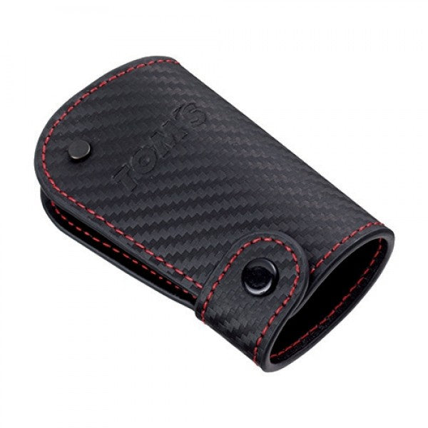 TOM'S Racing- Carbon Style Smart Key Case