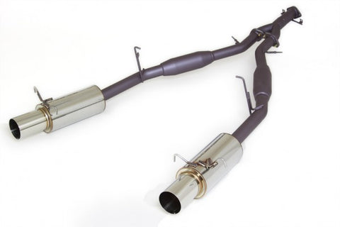 N1-Dual Catback Exhaust - 1986-1991 Mazda RX-7 [FC3S]