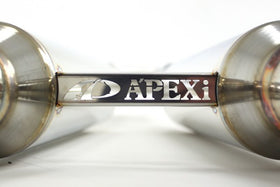 N1-X Evolution Extreme Catback Exhaust - 2013+ Lexus GS350 [RWD/AWD]