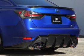 N1-X Evolution Extreme Axleback Exhaust - 2016+ Lexus GS-F