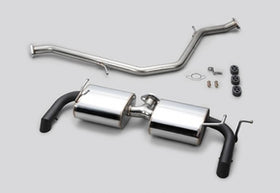TOM'S Racing- Stainless Exhaust System for 2019+ Lexus UX250h/ UX200 [2WD Only] (Downtail Tip)