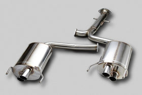 TOM'S Racing- Stainless Exhaust System for 2008-2014 Lexus ISF
