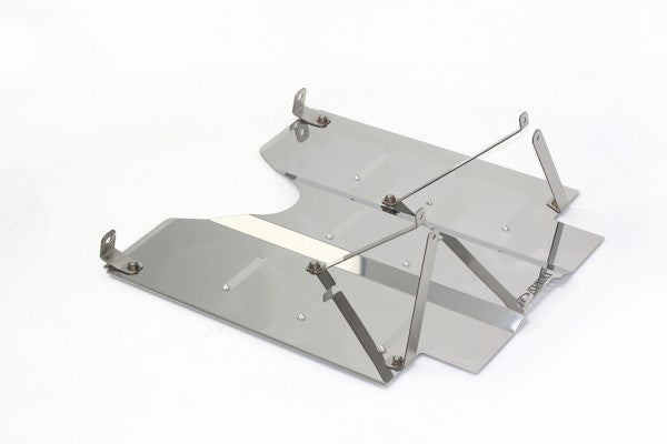 Rear Under Diffuser Panel - 2013+ Scion FR-S / Subaru BRZ / Toyota 86