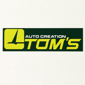 TOM'S Racing - Legend Sticker