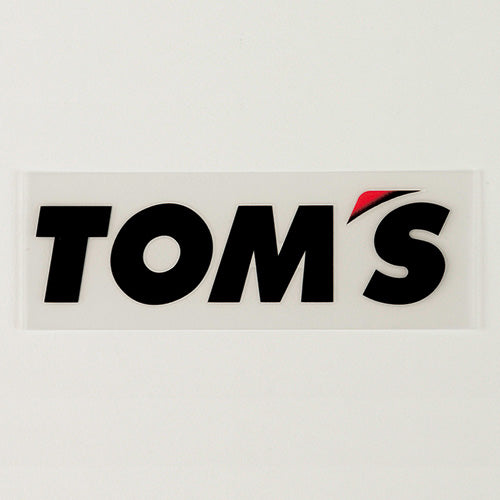 TOM'S Racing - Die Cut Sticker