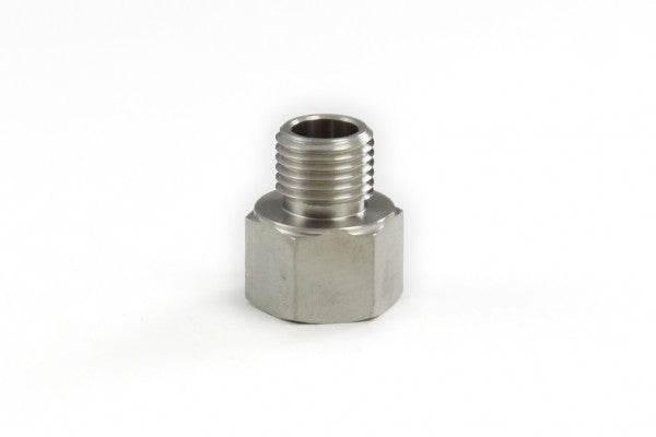 DIN3 Meter Components, Temp. Sensor Fitting Adapter (1/8PT M12xP1.25)