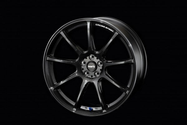 TOM'S Racing- Cross Speed Wheel 18.0x8.5, +45, 5Hx100