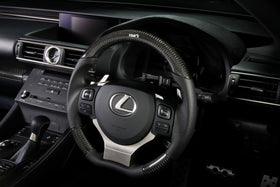 TOM'S Racing- Carbon Steering Wheel for Lexus (CT, GS, GSF, IS, NX, RC, RCF)