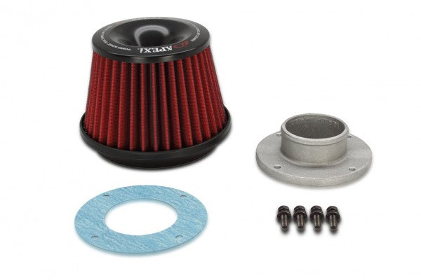 Power Intake Kit Universal Filter + Flange