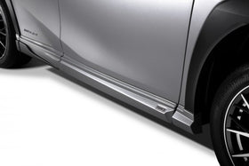 TOM'S Racing- Side Step for 2019+ Lexus UX (UX200 & UX250h)- [ABS- Unpainted]